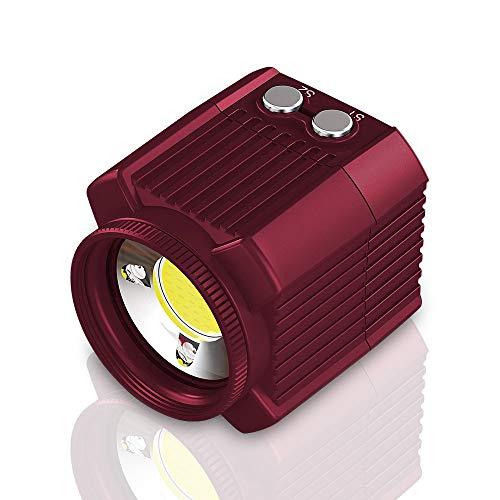 TPOTOO La Mini Lampe Rechargeable visuelle de Photographie de lumière visuelle de LED sous-Marine...