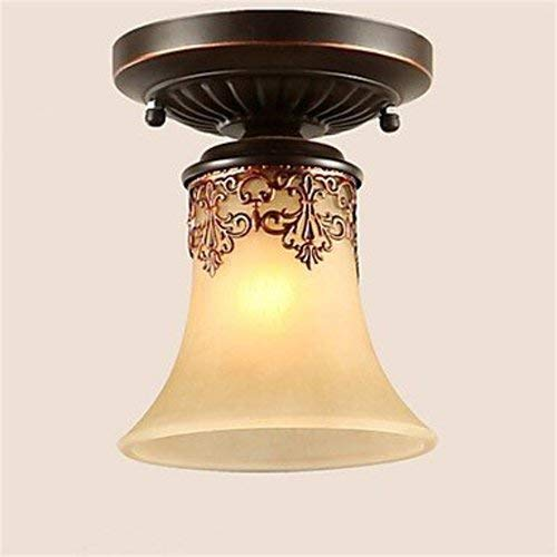 Xiao Fan ▷ * Luces de Techo de Cristal de LED Modernas Lámparas ...