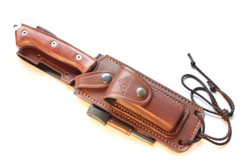 Mod.CELTIBEROCOCO - Premium Qualität - professionell Überlebensmesser, Gürtelmesser,...
