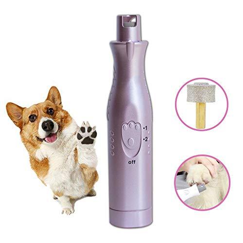 yPet Haustier Hund & Katze Nagel Trimmer USB Elektrische Professionelle Schmerzlose Clippers Großhandel Heimtierbedarf Hund Katze Nagelschleifer