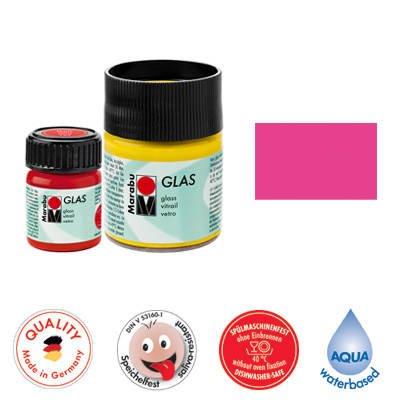 Marabu-Glas Malfarbe, 15ml, Pink [Spielzeug]