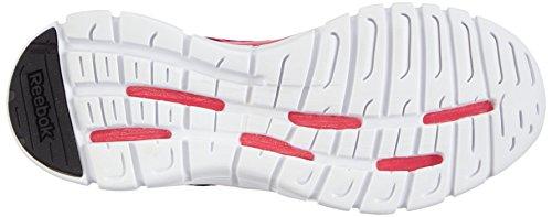 Reebok Z Dual Rush Damen Laufschuhe Schwarz (Black/Blazing Pink/White)