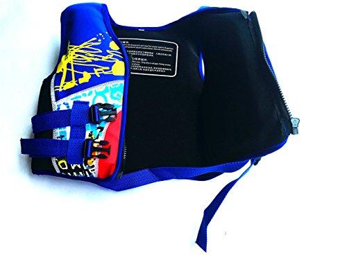 Titop Schwimmhilfe für Kinder für Neue Schwimmunterricht für Baby Farbe Blau Klein für Kinder Zwischen 1-4 Jahren
