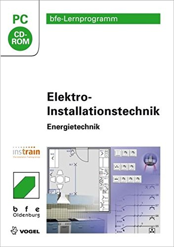 Elektro-Installationstechnik: Energietechnik (Elektro-software)