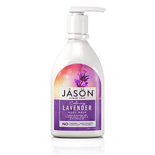 Gel Herbal Body Wash (Jason Bodycare Lavender Body Wash 887ml)