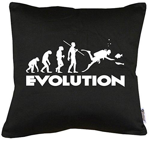 TLM Evolution Dive Kissen mit Füllung 40x40cm