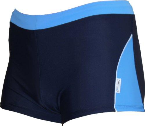 Stanteks Herren Badehose Badeshorts Schwimmhose SK0038 (XXXL (entspricht ca. Gr. 60/62), Blau)