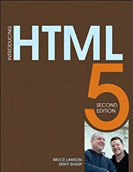 Introducing HTML5 (Voices That Matter) by [Lawson, Bruce, Remy Sharp]