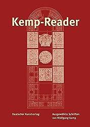 Kemp-Reader: Ausgewählte Schriften