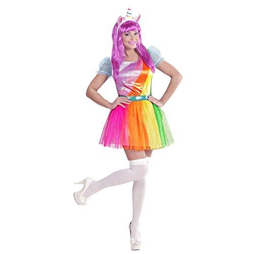 WIDMANN Disfraz de unicornio, adulto