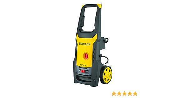 110/Bar 1400/W Stanley 14127,/idropulitrice con motore universale