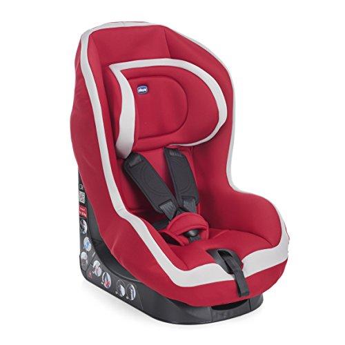 Chicco 04079818700000 Go-One Seggiolino Auto, Rosso