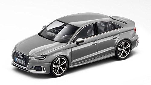 Audi RS 3berlina, Nardo Grigio, 1: 43