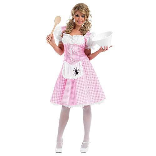 Muffet Miss Kostüm Kind - Fun Shack FN3098M Kostüm, Women, Little Miss Muffet, m