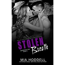 Stolen Breath (Chequered Flag Book 3)
