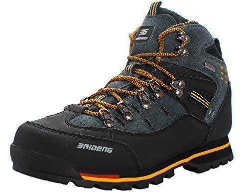 SINOES Outdoor Schuhe Unisex Trekking Wanderhalbschuhe Wasserabweisende rutschfeste Turnschuhe -
