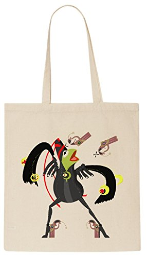 gangsta-muppet-ready-to-fight-tote-shopping-bag
