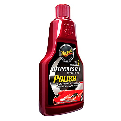 Meguiars Deep Crystal Polish Autopolitur, 473ml -