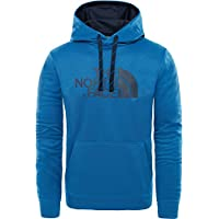 The North Face Felpa con Cappuccio Surgent, Uomo, Turkish Sea Heather/Urban Navy, L