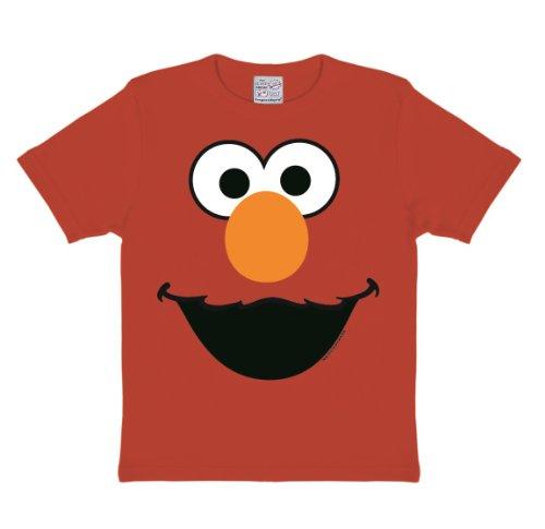 Logoshirt Jungen Hemd Gr. 5-6 Jahre , (Kostüm Usa Jungen Für)