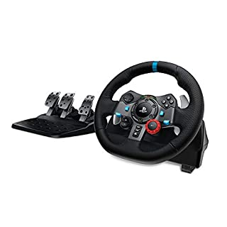 Logitech Driving Force G29 - Volante de carreras para PS4, PS3 y PC (B00YUIM2J0) | Amazon Products