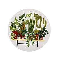 Plant patronen handgemaakte borduurwerk DIY katoenen doek Cross Stitch Gemengde Kleuren Borduurpakketten voor beginners