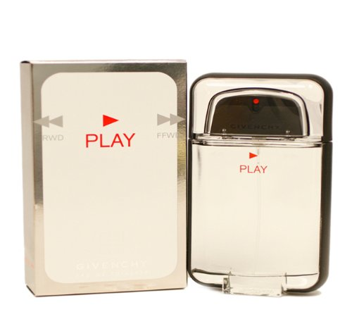PARFUMS GIVENCHY Play Men EDT Vapo 50 ml (Givenchy-play For Men)