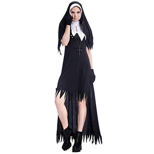 ASDF Halloween-Kleider, Damenbekleidung, Nachtwäsche, Hexenuniformen -