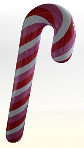 Walt-Deko Maxstore Grande Tringle à Sucre en Fibre de Verre de qualité supérieure 110 cm
