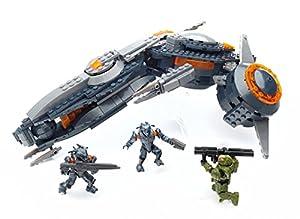 Halo - Juego de construcción, Pegasus 5 (Mattel CNG67)
