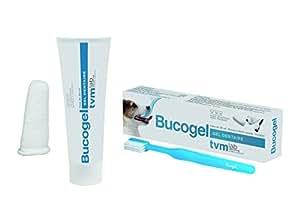 TVM - BUCOGEL - Dentifrice - Chien et chat - TVM