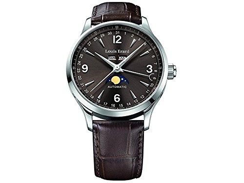 Louis Erard orologio uomo 1931 Automatik 31218AA06-BDC21