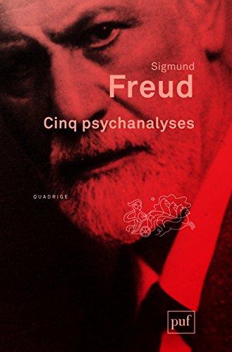 Cinq psychanalyses par Sigmund Freud, Collectif
