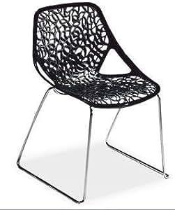 Casprini - Chaise - Lot De 2 Chaises Caprice Fil