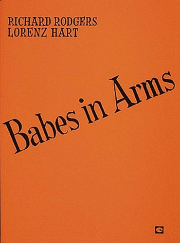 Babes in Arms (Vocal Score Series)