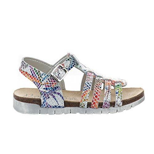 Nu-pieds fille - BOPY - Multicolore - ECOOL - Millim Multicolore