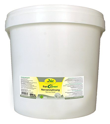 cdVet Naturprodukte EquiGreen Nervennahrung 6 kg