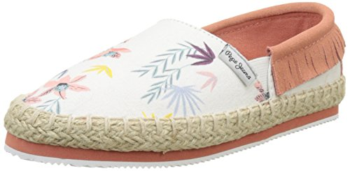 Pepe Jeans Game Fringes Canvas, Espadrilles Fille