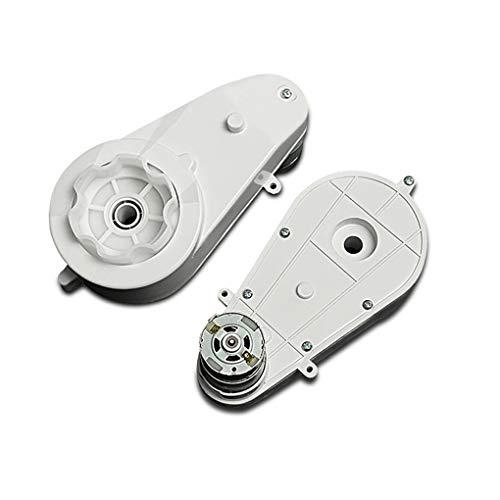 12V Caja de Engranajes del Motor el/éctrico para ni/ños Paseo en Bicicleta de Juguete de Coche BIlinli 12000-30000 RPM 6V