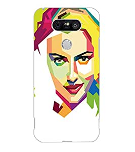 LG G5 PAINTING Back Cover by PRINTSWAG