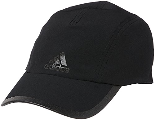 adidas R96 ClimaLite, Headwear Uomo, Black Reflective, OSFM