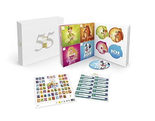 Disney Classics Komplettbox [55 DVDs] (Dvd Weihnachts-special)