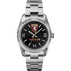 Torino Calcio Herren -Armbanduhr Quarz Edelstahl T7392UN1