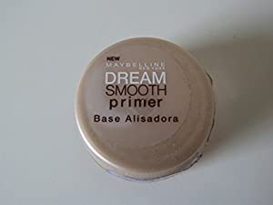 3 x Maybelline New York Dream Smooth Primer Base Alisadora 7ml New & Sealed