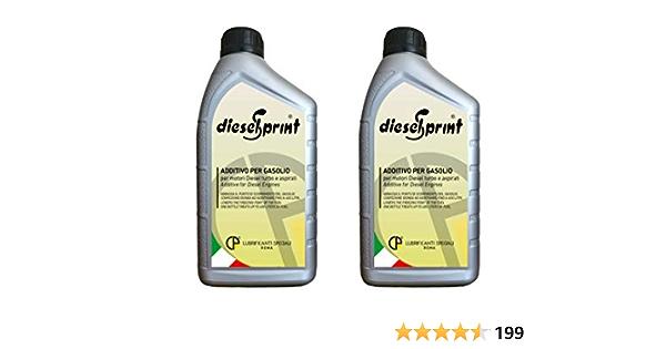 2 Liters 2 Flaschen Von 1000 Ml Dieselsprint Multifunktionale Additiv Für Diesel Motoren Auto