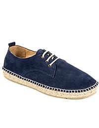 weltenmann | Alpargatas Sneakers Premium para Hombre en Serraje