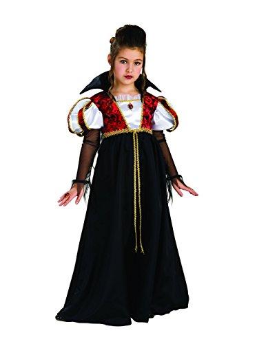 Imagen de royal vampira  disfraz para niña, talla m 5 6 años