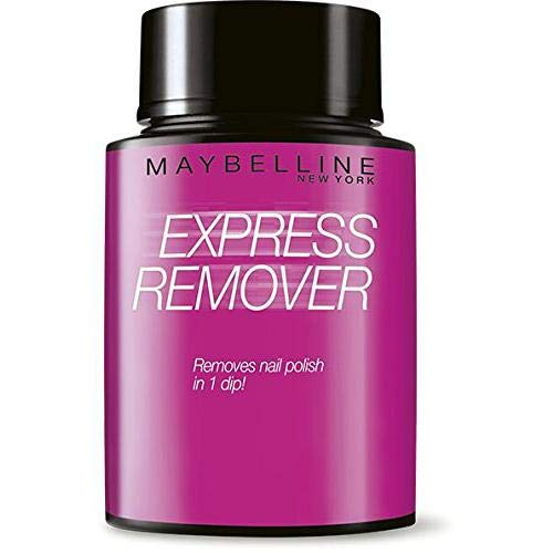Maybelline express remover quitaesmalte solvente - 75 ml