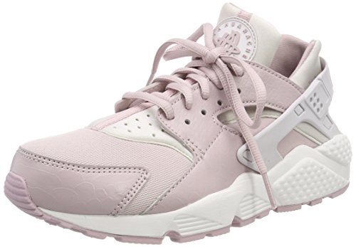 Womens Grau Schuh Nike (Nike Damen Air Huarache Run Gymnastikschuhe, Grau (Vast Grey/Particle Rose/Summit 029), 38 EU)