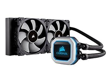 Corsair CW-9060033-WW H100i Hydro PRO RGB Liquid CPU Cooler